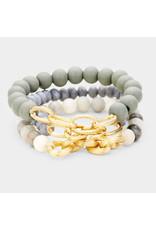Nature's Link Bracelet Set