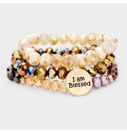 So Blessed Bracelet Set