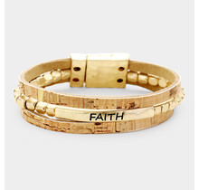 Faith Tale Bracelet