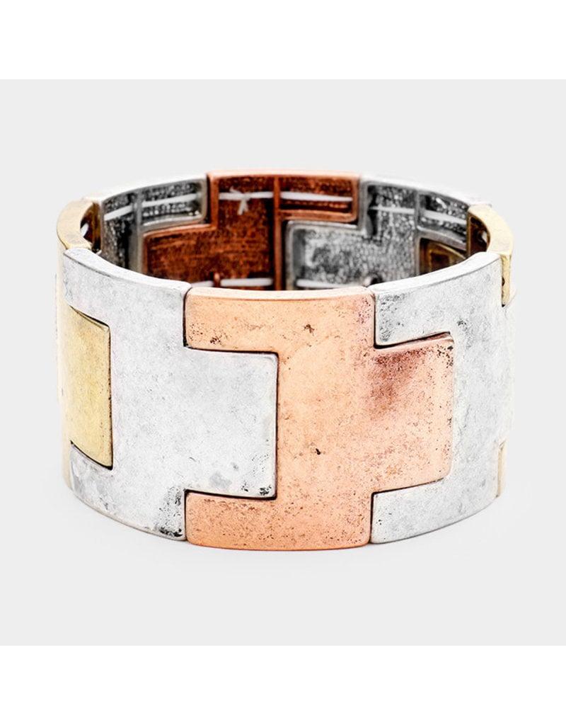 Mechanical Mix Bracelet