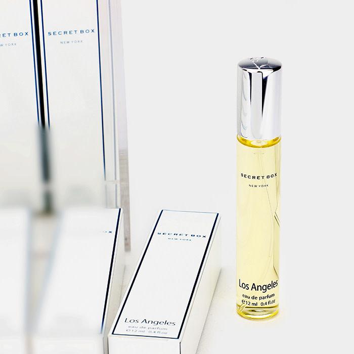 Los Angeles White Perfume