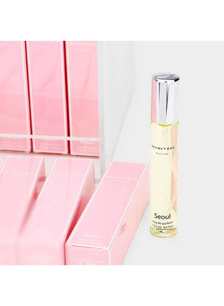 Seoul Pink Perfume