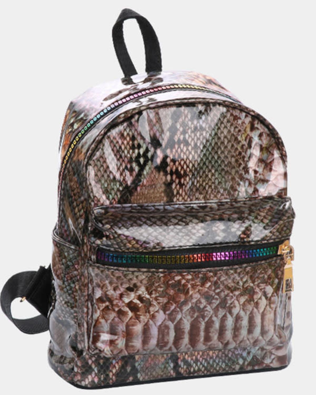 Evil Deeds Backpack