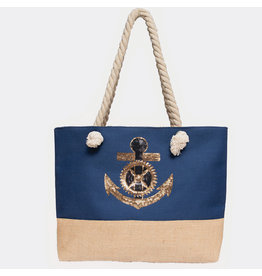 Yacht Day Tote
