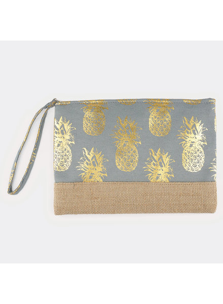 Pineapple Fine Clutch