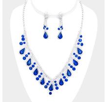 Teardrops of Beauty Necklace Set