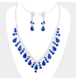 Teardrops of Beauty Necklace Set