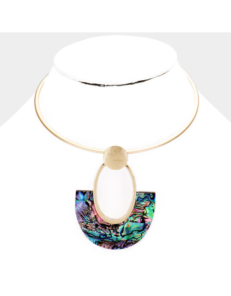 Shipwreck Necklace Set