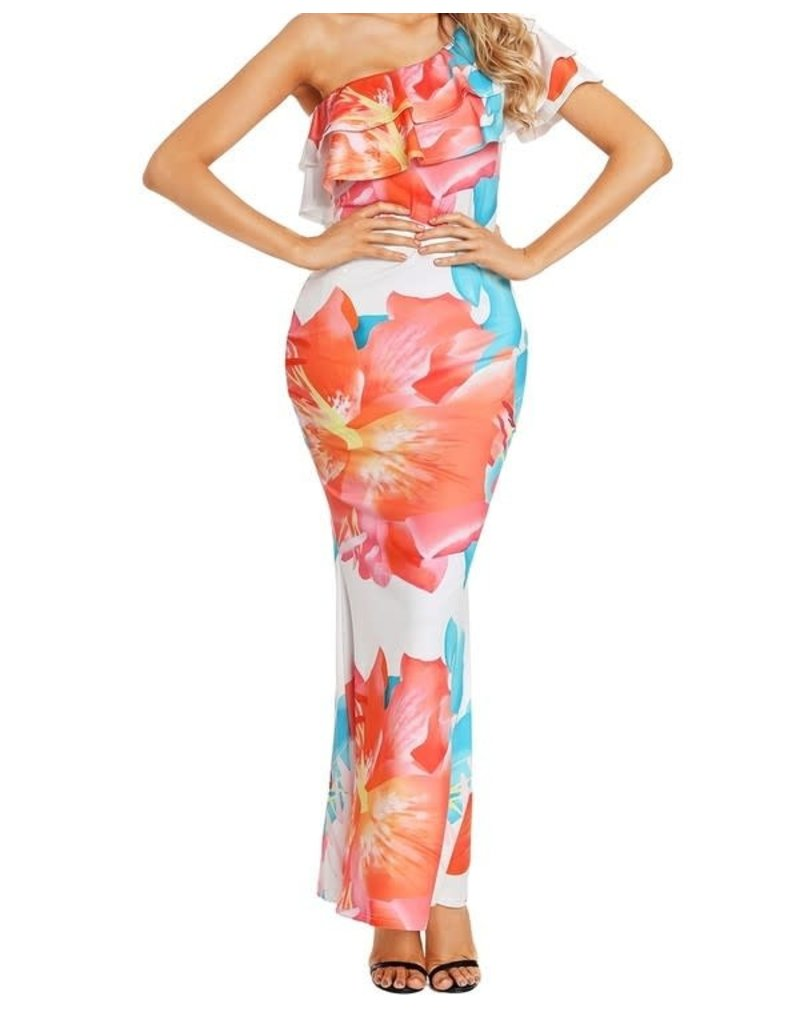 Morning Bloom Maxi Dress