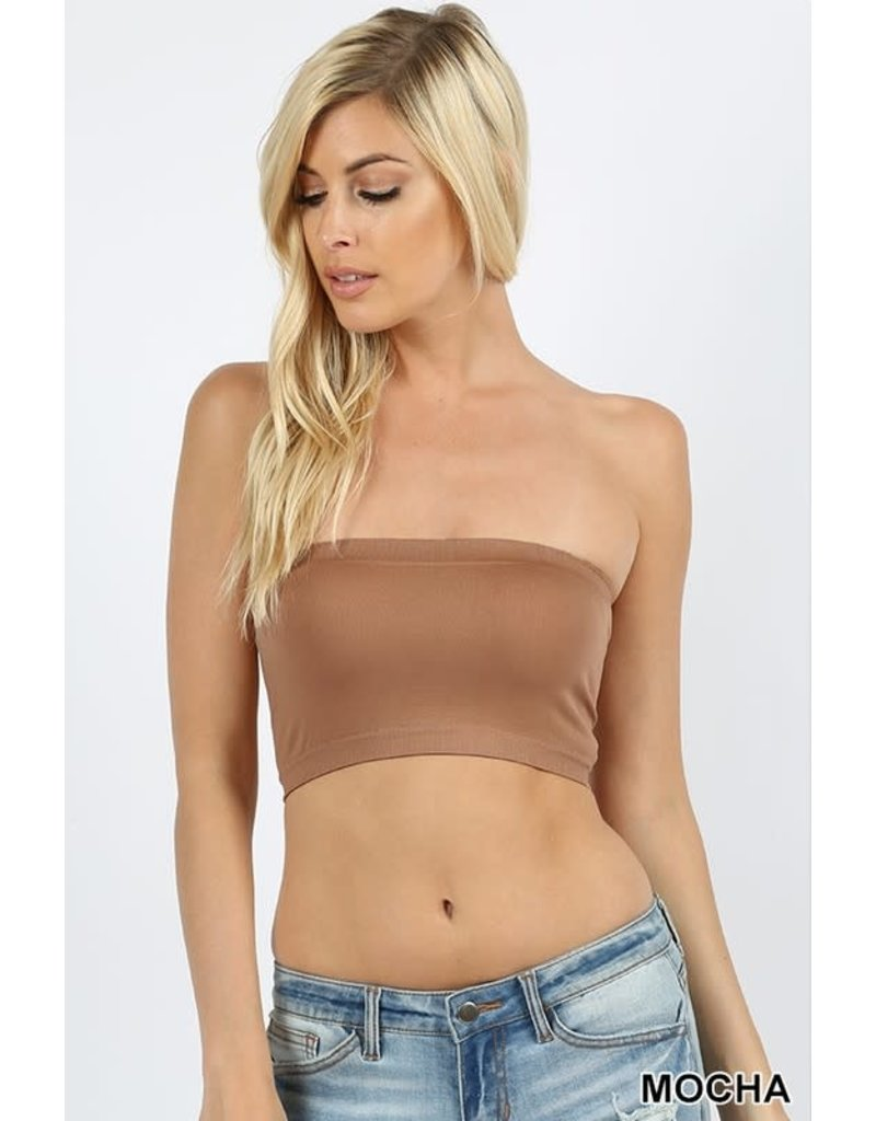 Seamless Tube Top (One Size)