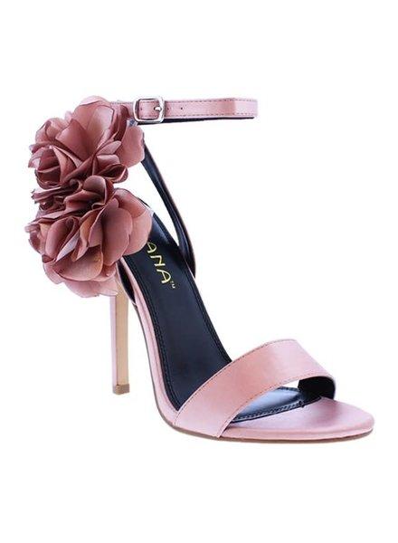 Blooming Season Heels Pink