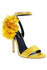 Blooming Season Heels Yellow