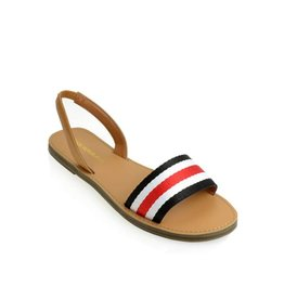 Watch Your Step Sandals Multi
