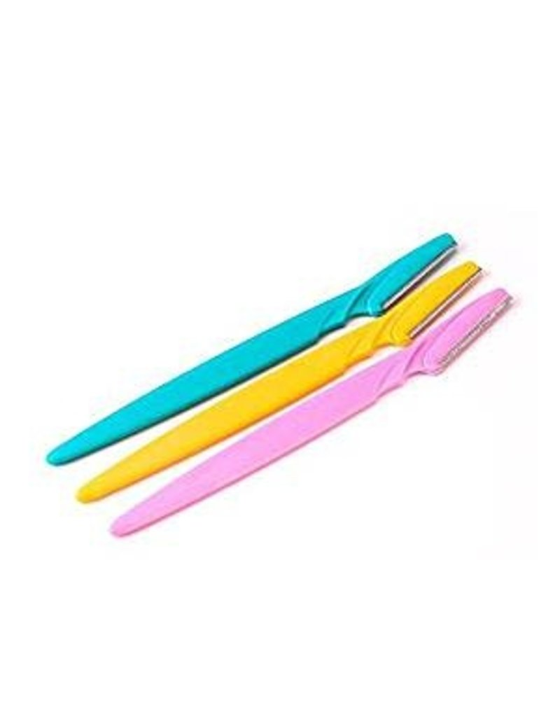 Eyebrow Razor 3pc