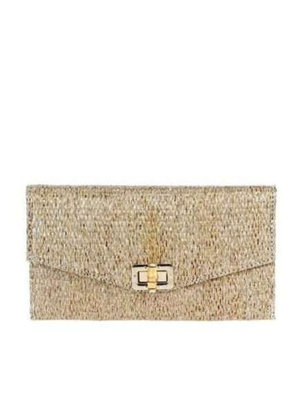Straw Habits Clutch