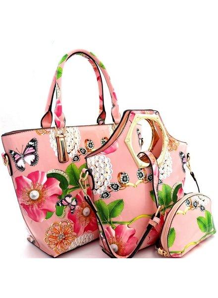 Spring Time Fine Handbag Set