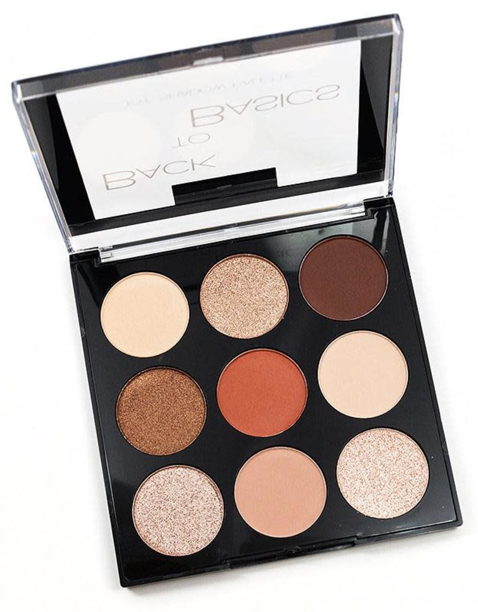 Back To Basics Eye Shadow Palette