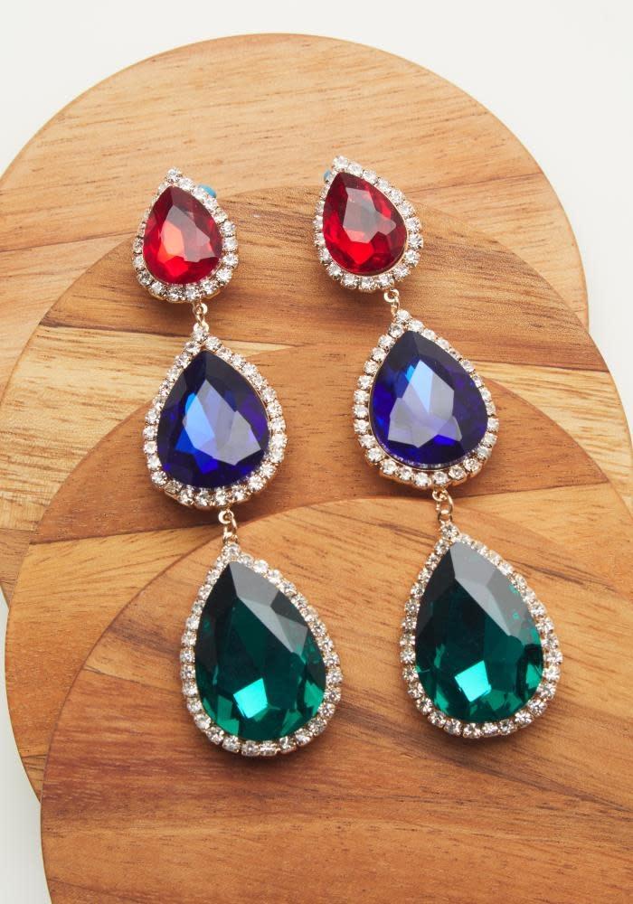 Mystical Jewel Earrings
