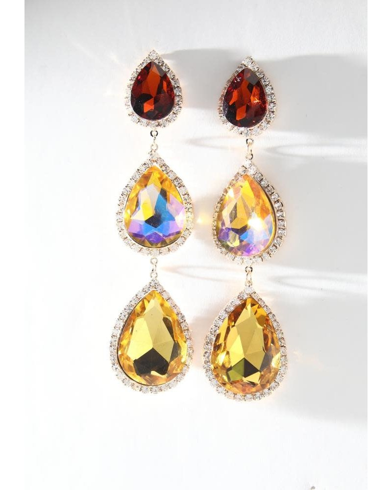 Mystical Jewel Earrings