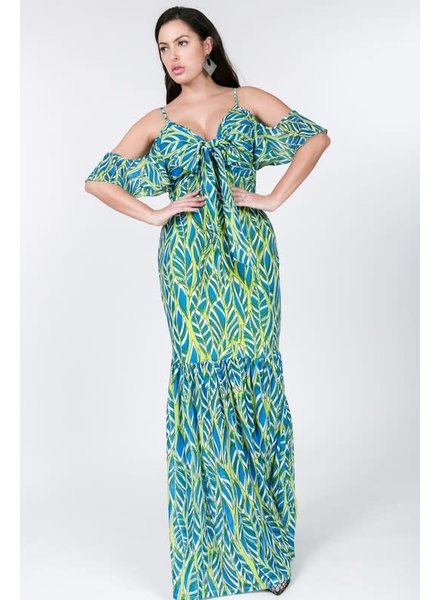 For One Moment Maxi Dress