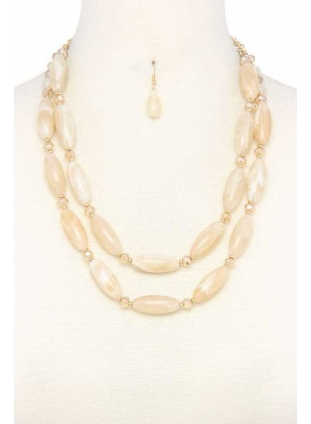 Between The Tides Necklace Set