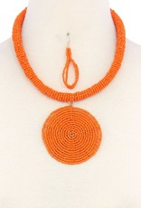Beading The Game Necklace Set