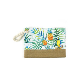 Jungle Girl Wristlet