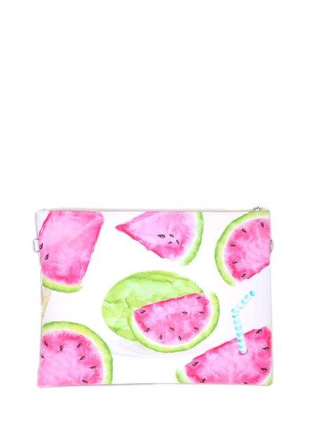 One In A Melon Clutch