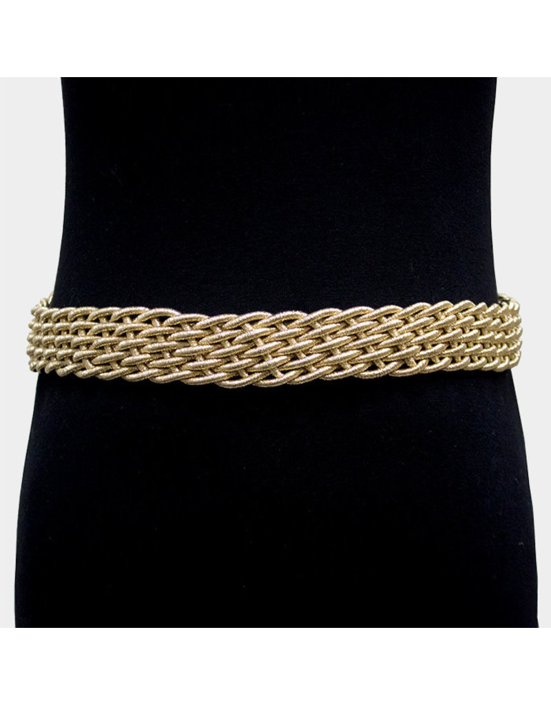 Woven Needs Belt