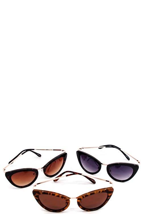 The Cat's Meow Sunglasses