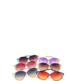 04be6ca6b6bc Addicted To You Sunglasses