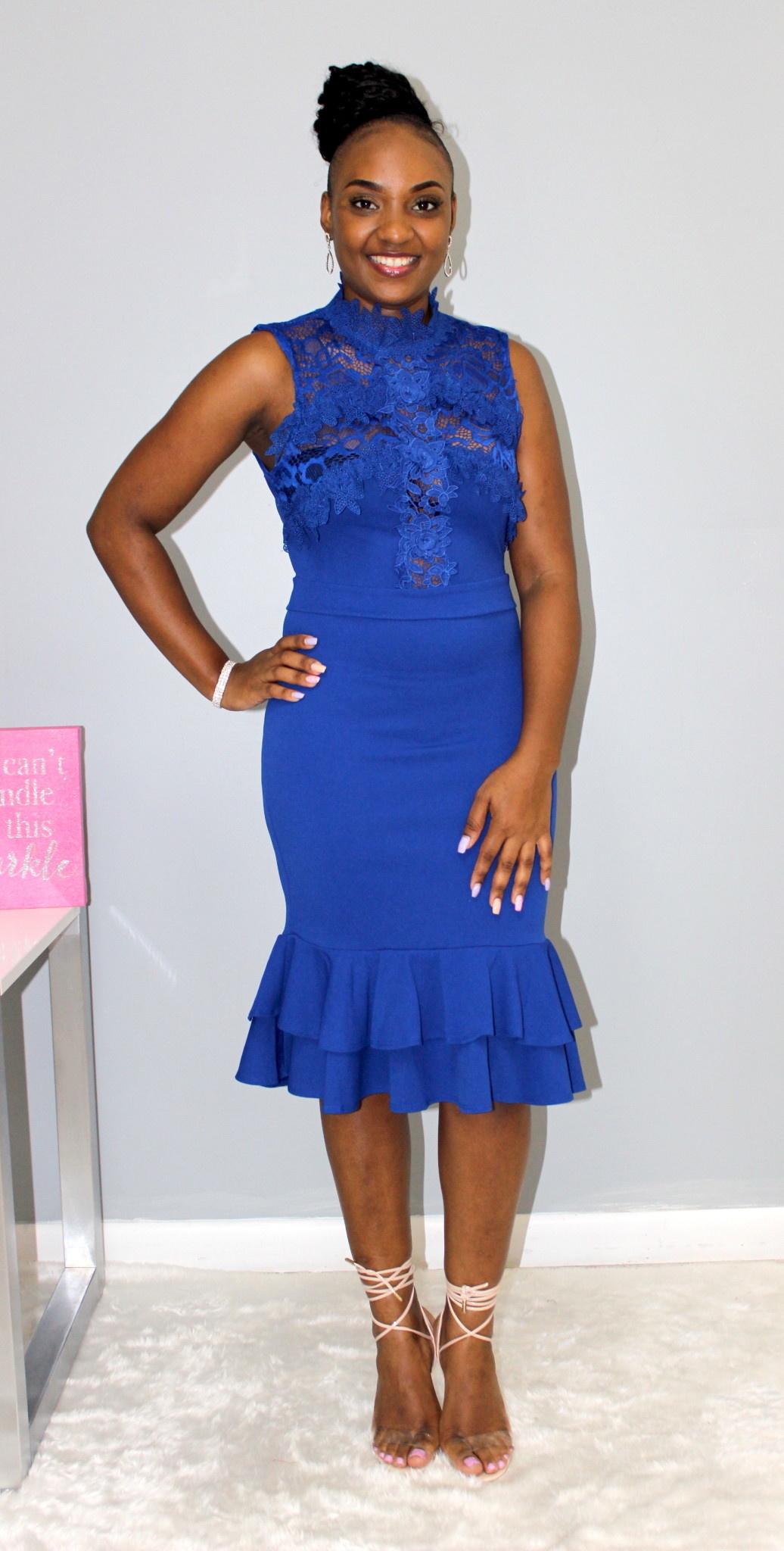 So Amazing Crochet Dress