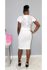 Love Of My Life Lace Dress