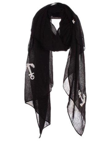 Anchored Scarf