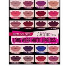 Long Wear Matte Lip Gloss