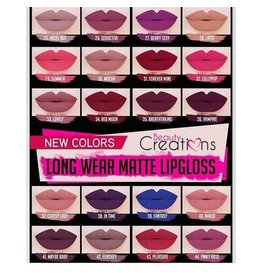 Long Wear Matte Lip Gloss