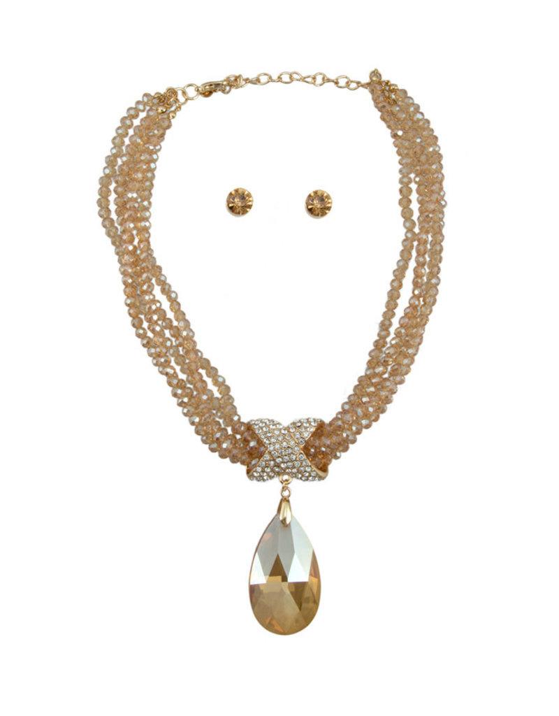 Dynamic Charm Necklace Set