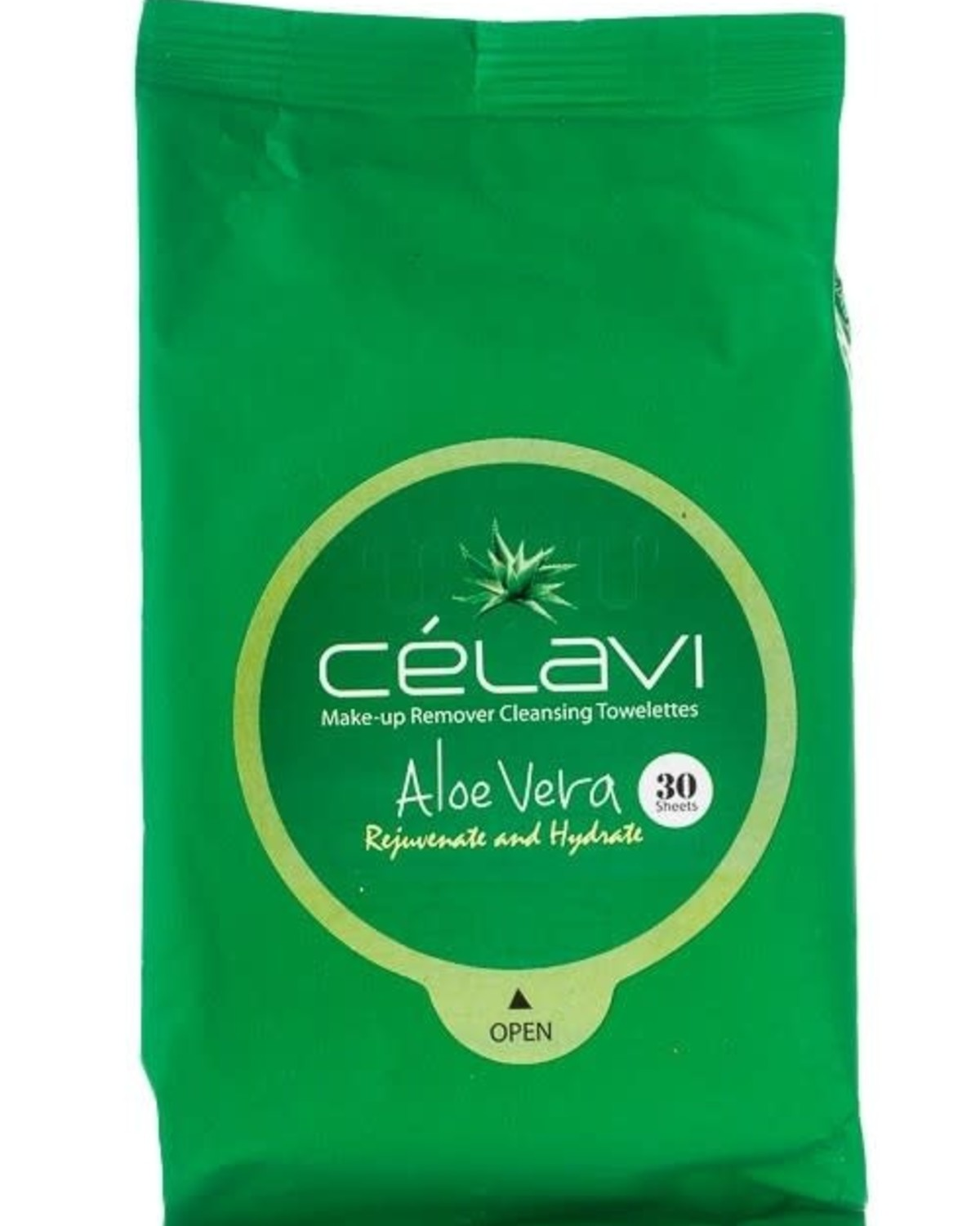 Aloe Vera Make Up Remover Wipes