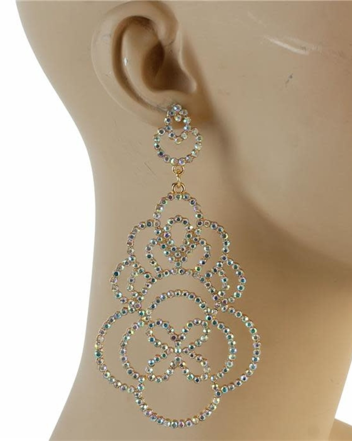 Totally Frosted Earrings