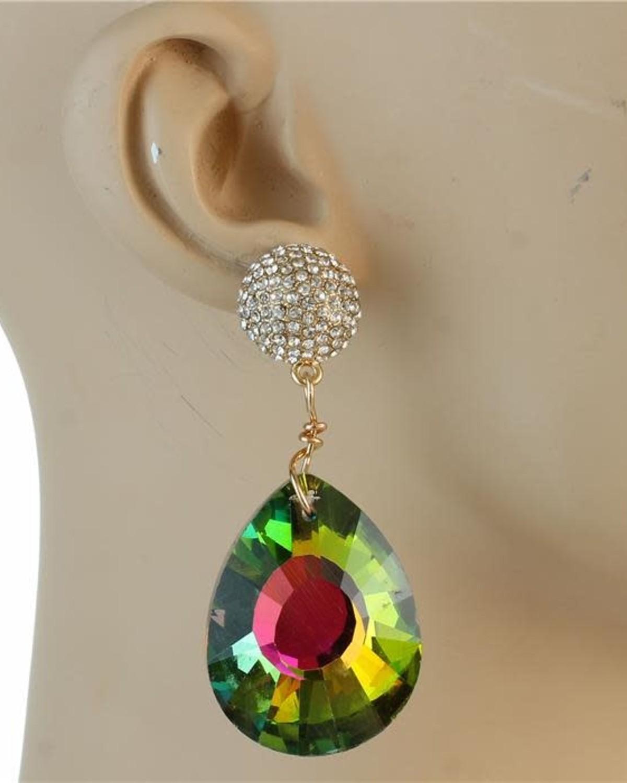 Jewel of Life Earrings