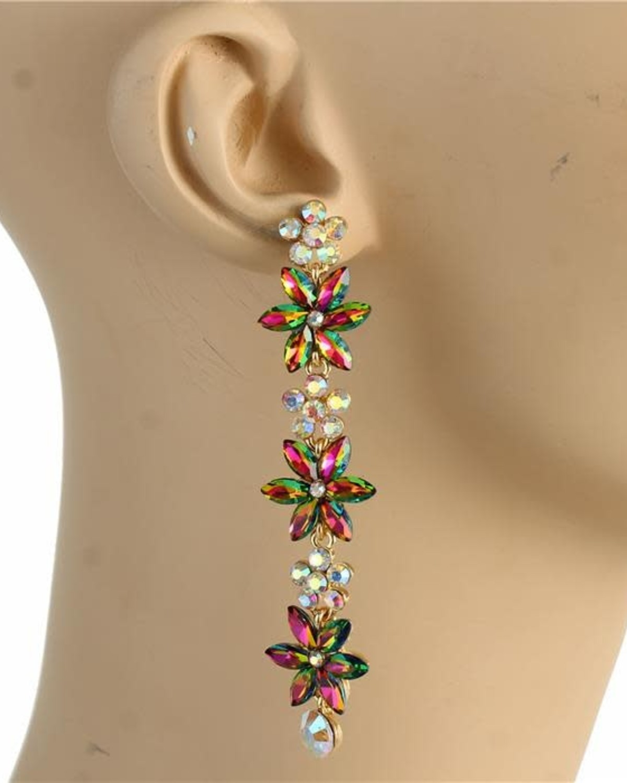 Climbing Vine Earrings
