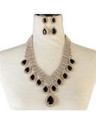 King of Queens Necklace Set