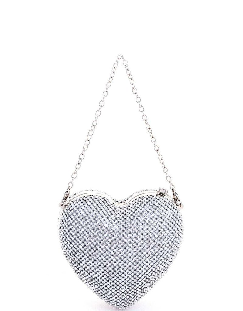 Heart Breaker Clutch