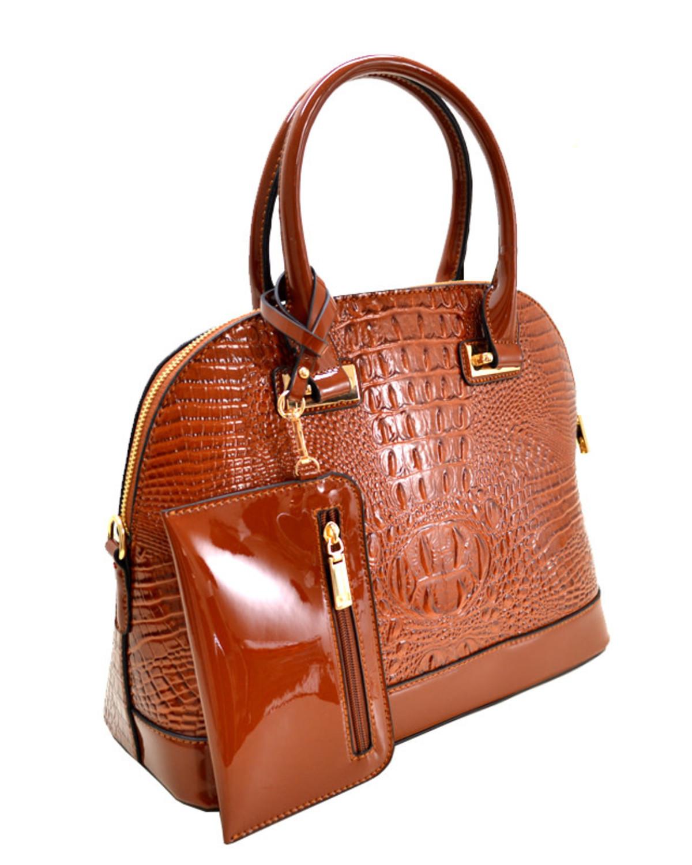 Watch Your Flex Gator Handbag Set