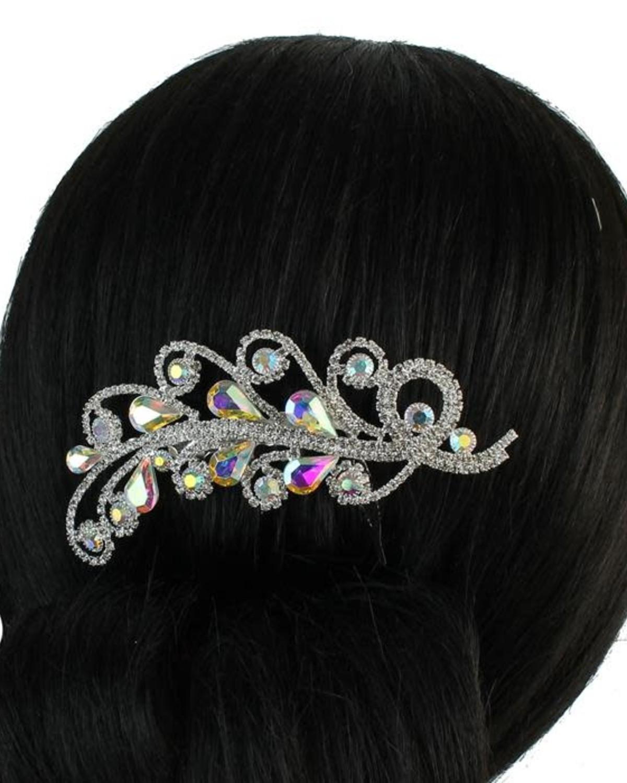 Crystal Bright Hair Comb