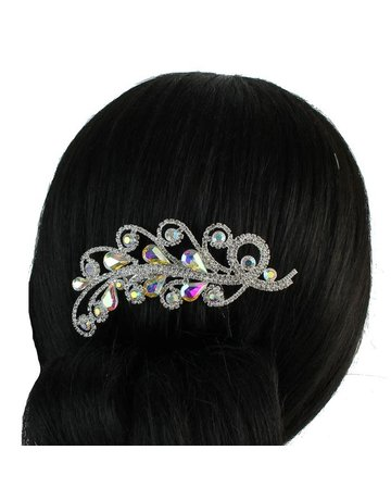 Crystal Bright Hair Comb