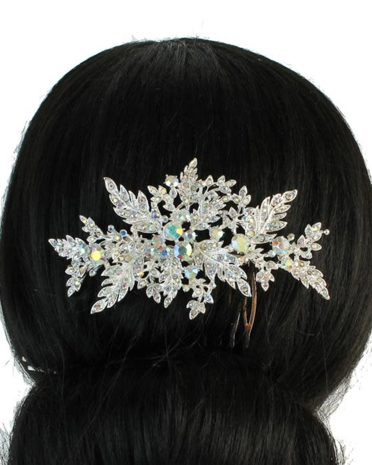 Mystical Leaves Hair Comb