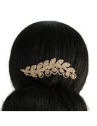 Exotic Branch Hair Comb