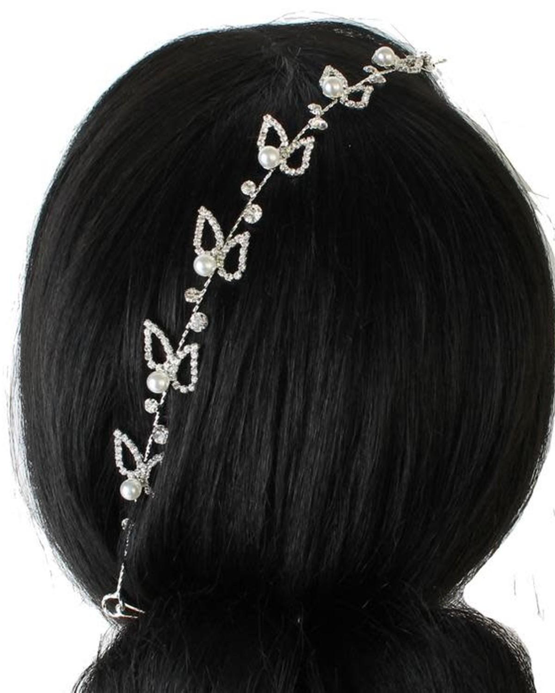 Pearl Twine Hair Pin