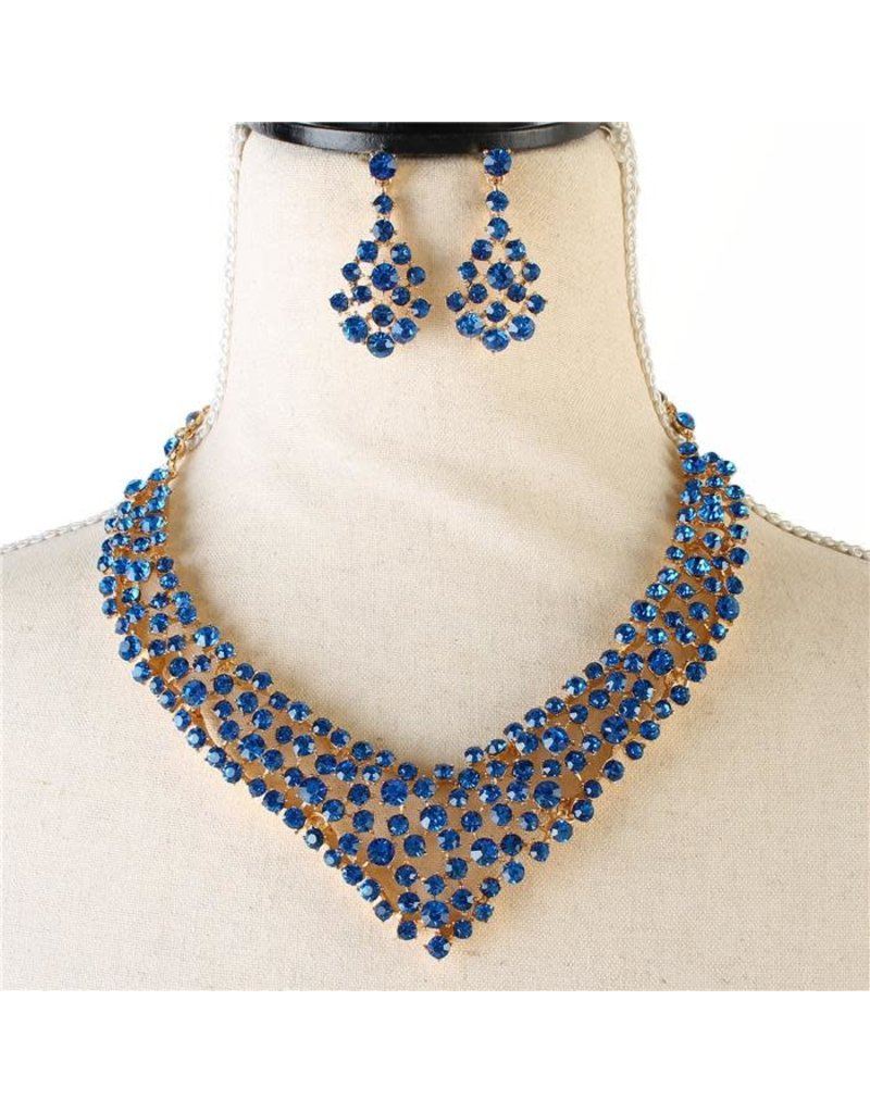 In Too Deep Necklace Set